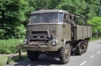 daf 1600 halftrack